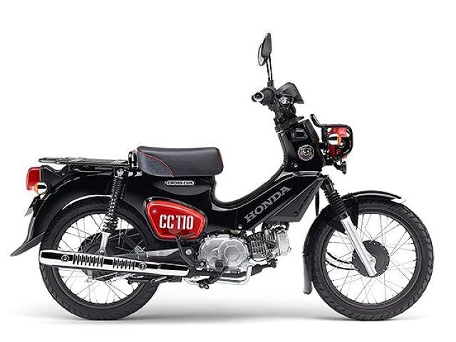 クロスカブ110 クロスカブ110 くまモン-バージョン 国内最新モデル 新車