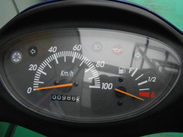 グランドアクシス 2006年モデル 希少低走行 986km実走行