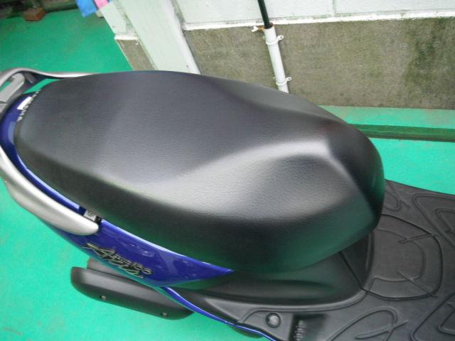 グランドアクシス 2006年モデル 希少低走行 日焼け・色あせはほとんど見られません