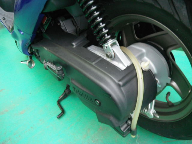 グランドアクシス 2006年モデル 希少低走行 エンジンも使用感少ないです
