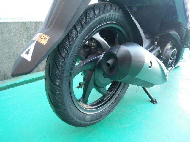 ディオ110 タイヤ・ベルト新品