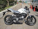 CB125R/ホンダ 125cc 東京都 ホンダウイング 横山輪業
