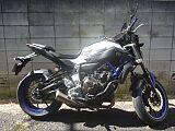 MT-07/ヤマハ 700cc 東京都 (有)オートショップ ヤマナカ