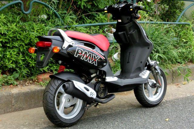 PMX110 なんと新車2サイクル!通販特価!限定定番ウインカープレゼント!