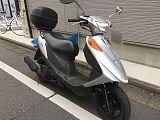 アドレスV125/スズキ 125cc 東京都 KTO Bike Service  KTOバイクサービス