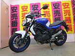 グラディウス400/スズキ 400cc 東京都 志野サイクル