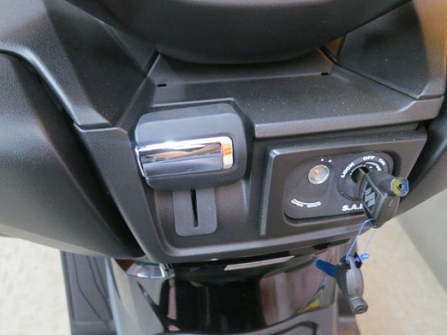 バーグマン400 ABS