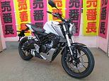 CB125R/ホンダ 125cc 東京都 志野サイクル