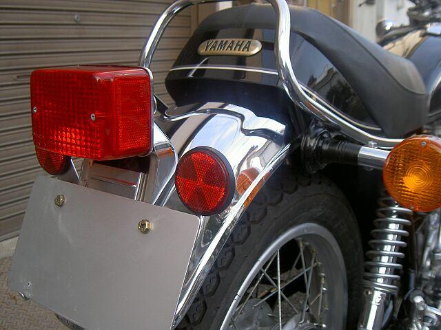 SR500 綺麗な97年モデル