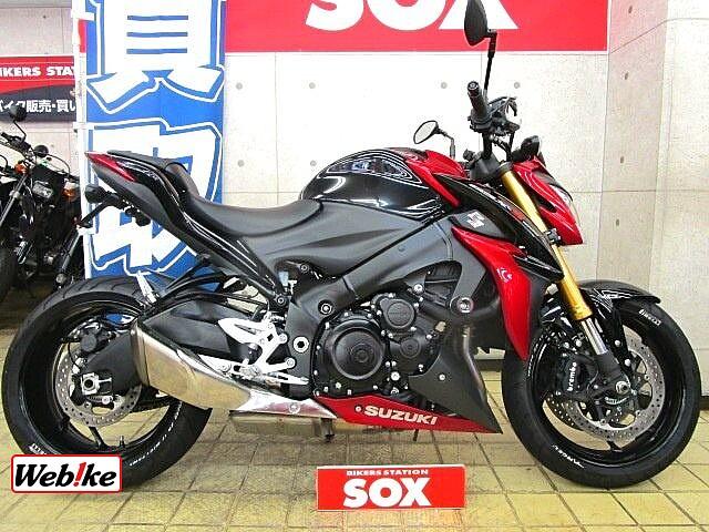 GSX-S1000 1枚目