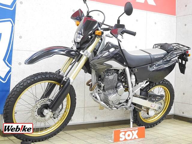 XR250 最終モデル 4枚目最終モデル