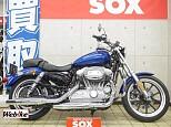 XL883L SPORTSTER SUPERLOW/ハーレーダビッドソン 883cc 東京都 バイク館SOX吉祥寺店