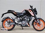 125DUKE/KTM 125cc 東京都 バイク館SOX吉祥寺店