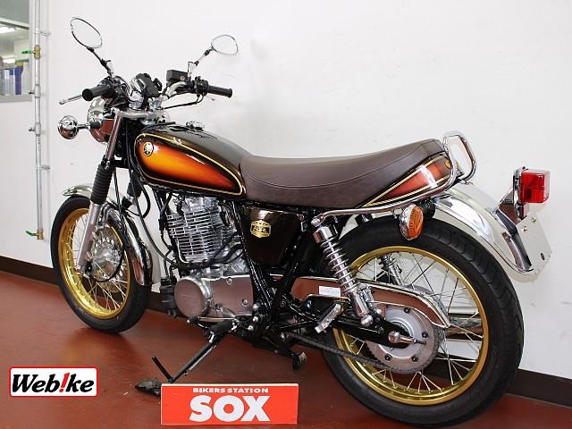 SR400 -40周年記念モデル 5枚目-40周年記念モデル