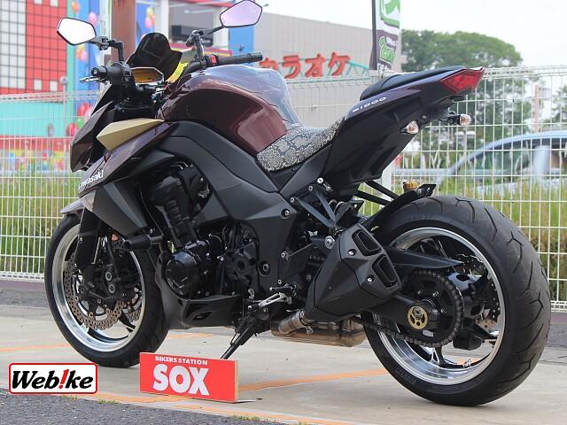Z1000 (水冷) 5枚目