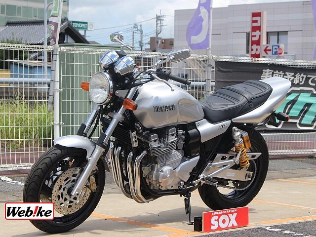 XJR400R 4枚目
