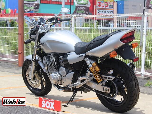 XJR400R 5枚目