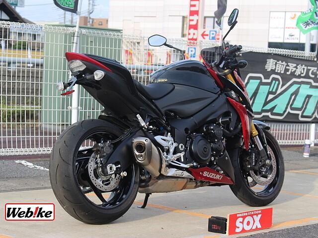 GSX-S1000 2枚目