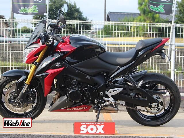 GSX-S1000 5枚目