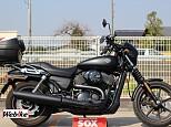 STREET750/ハーレーダビッドソン 750cc 茨城県 バイク館SOX水戸店