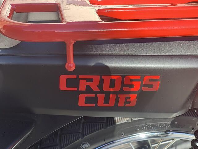 クロスカブ110 アウトドアーに大人気のクロスカブ入荷