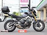 MT-09/ヤマハ 900cc 三重県 バイカーズステーションソックス四日市店