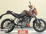 200DUKE/KTM 200cc 三重県 バイカーズステーションソックス四日市店