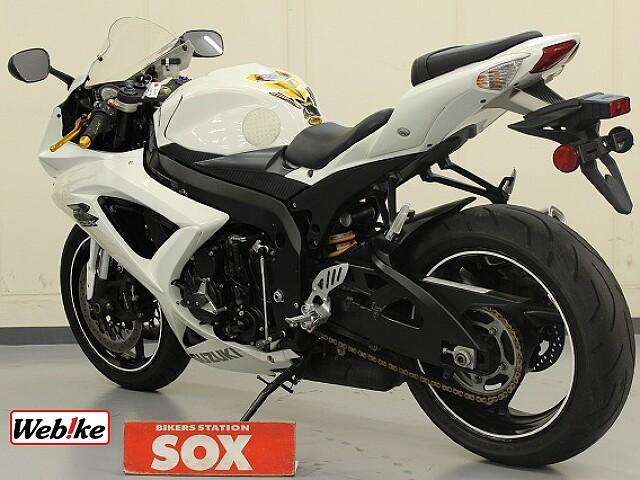 GSX-R750 カナダ仕様、モトマップ正規 5枚目カナダ仕様、モトマップ正規