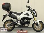 グロム/ホンダ 125cc 三重県 バイク館SOX四日市店