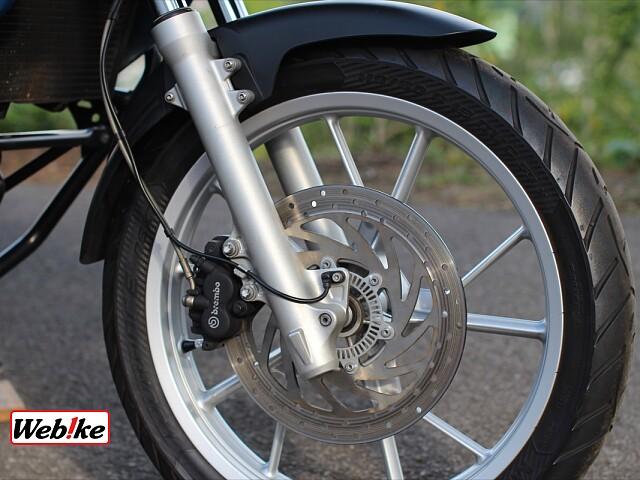 F650GS TWIN 800cc 2枚目800cc