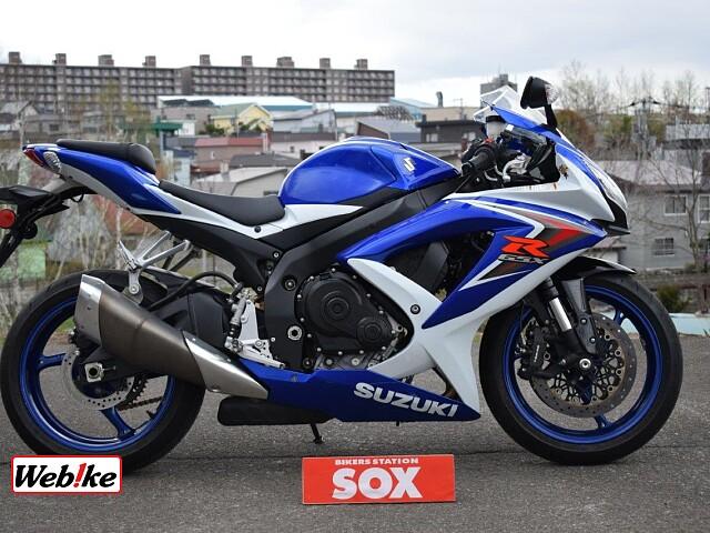 GSX-R750 1枚目