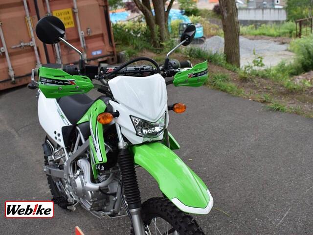 KLX125 2枚目