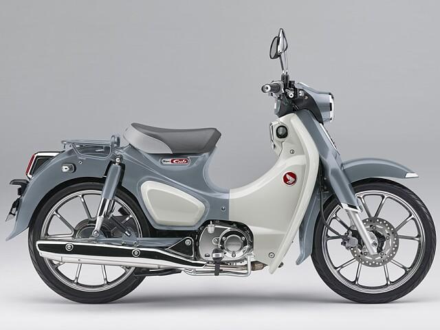 スーパーカブC125/ホンダ 125cc 北海道 バイカーズステーションソックス札幌店