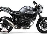 SV650X/スズキ 650cc 北海道 バイク館SOX札幌店