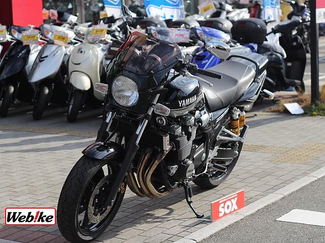 XJR1300 4枚目