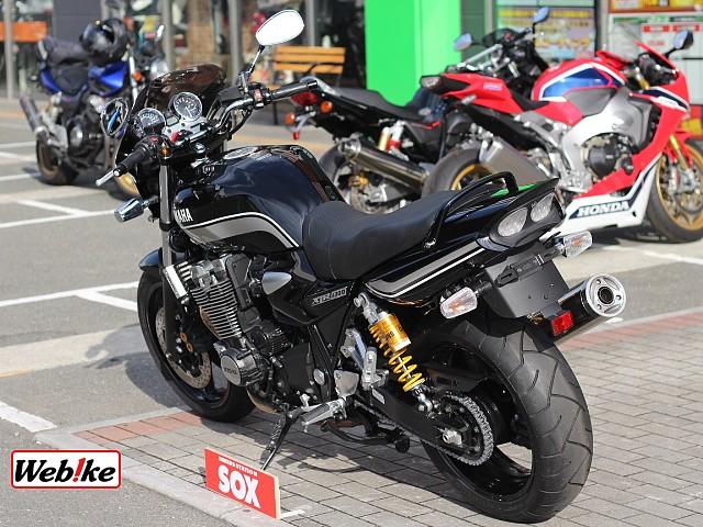 XJR1300 5枚目