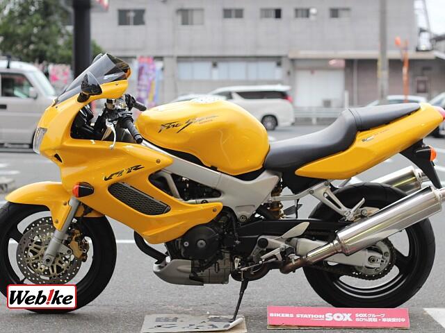 VTR1000Fファイアストーム 3枚目