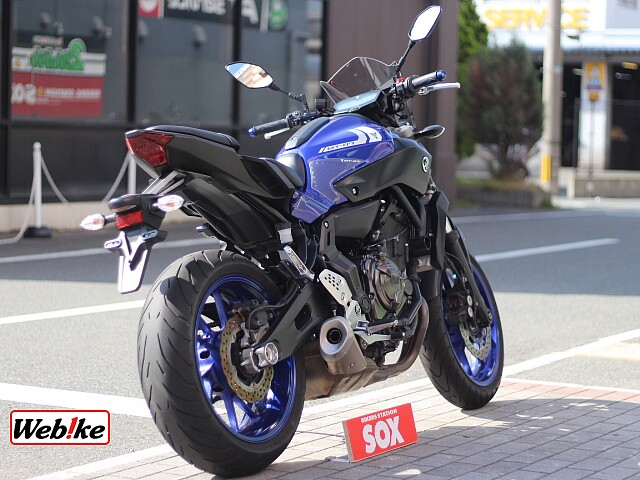 MT-07 -ABS 2枚目-ABS