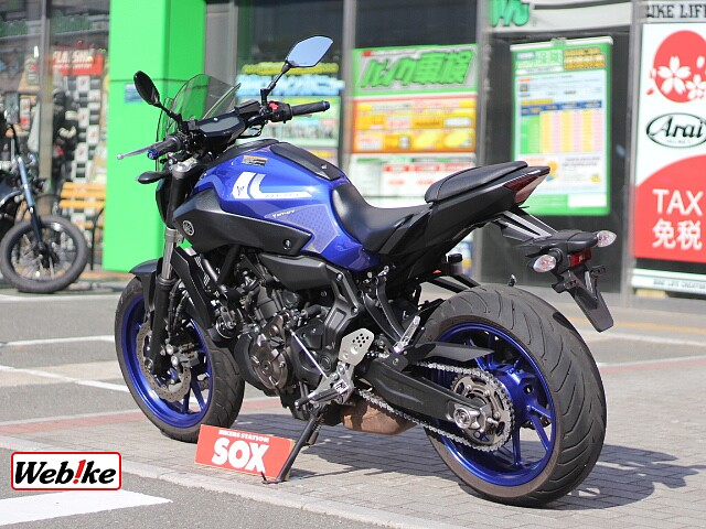 MT-07 -ABS 5枚目-ABS