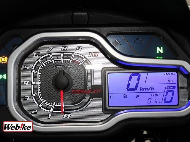 CB190X 国内未発売モデル 8枚目:国内未発売モデル