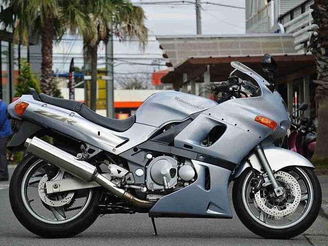 ZZR400 1枚目