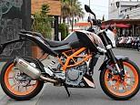 390DUKE/KTM 390cc 神奈川県 ユーメディア湘南