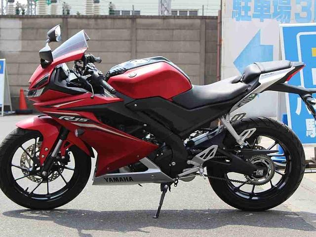 YZF-R15 5枚目
