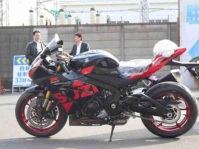 GSX-R1000R 【新車在庫あり】即納可能です! GSX-R1000R ABS 4枚目【新車在庫…