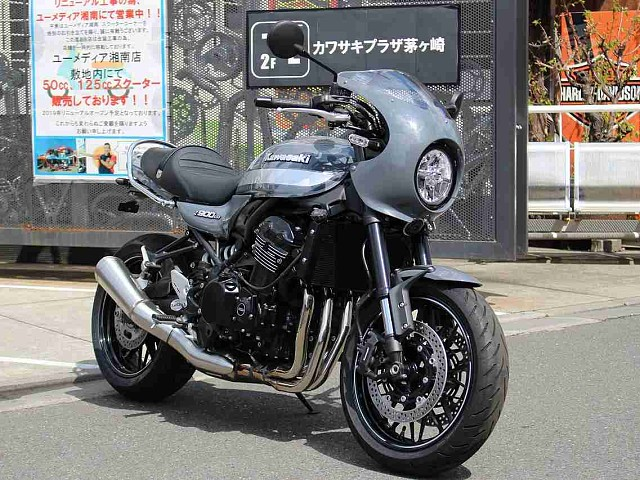Z900RS CAFE 2枚目