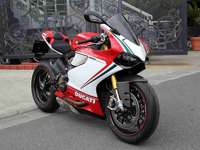 1199Panigale S/Tricolore 1199パニガーレSトリコローレ 2枚目1199パ…