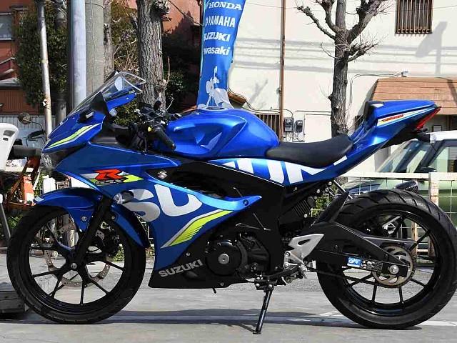 GSX-R125 4枚目