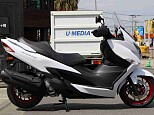 バーグマン400/スズキ 400cc 神奈川県 ユーメディア湘南
