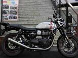 StreetTwin/トライアンフ 900cc 神奈川県 ユーメディア湘南