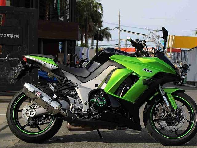 ニンジャ1000 (Z1000SX) Ninja1000 ABS 1枚目Ninja1000 ABS